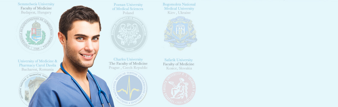 Preparatory course for medical studies abroad in all universities in Europe